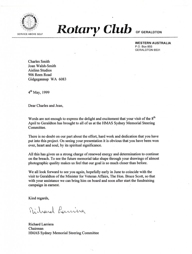 RotaryClubMay2009